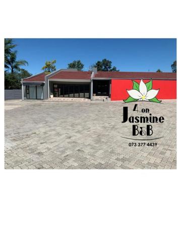 4 On Jasmine B&B, O.R.Tambo