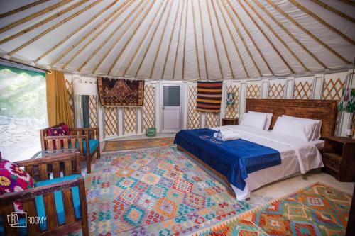 Roomy Yurts, Minapin Nagar Hunza, Northern Areas