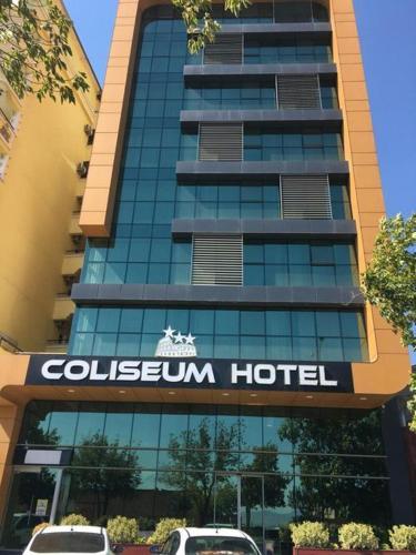 COLISEUM HOTEL, Merkez