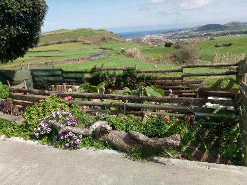 Green and Blue Cottage, Ribeira Grande