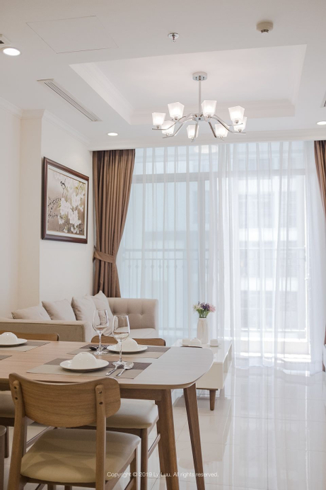 Tom Apartment at Vinhomes Central Park, Bình Thạnh