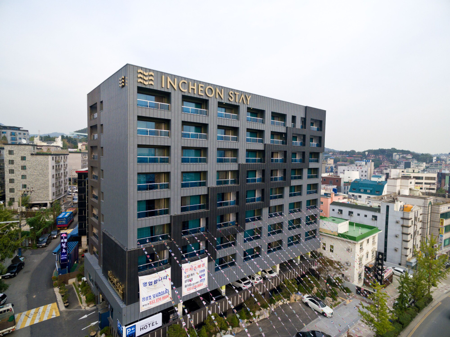 Incheon STAY Hotel, Yeonsu