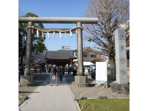 Hotel New Tochigiya - Vacation STAY 83556, Taitō