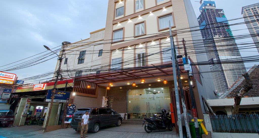 Cantik Syari Hotel, Central Jakarta