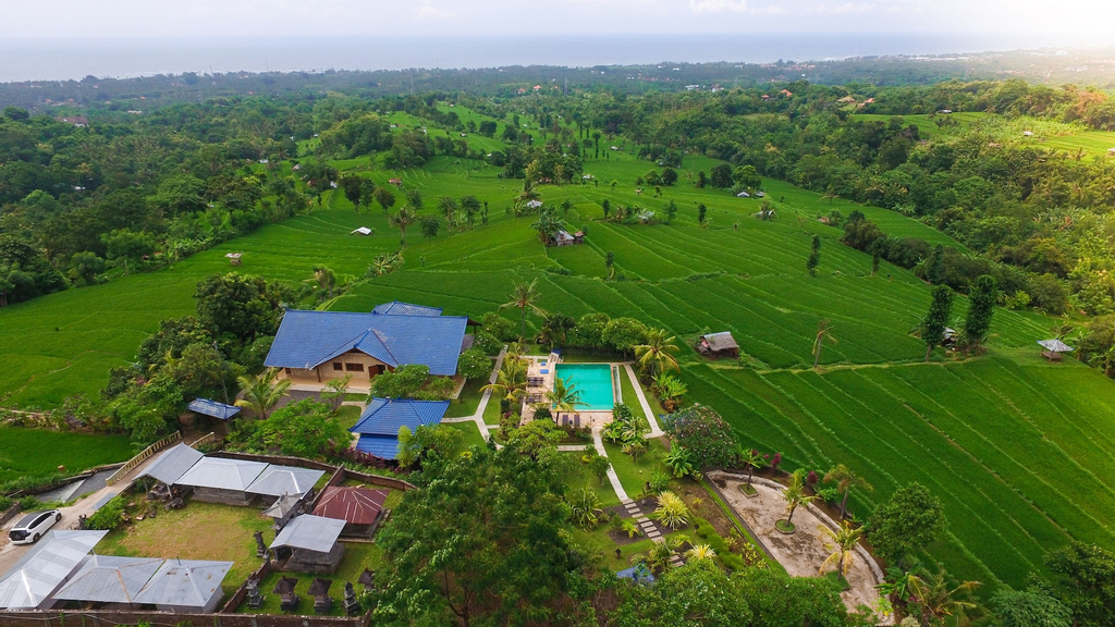 Ume Cantik Villa, Buleleng