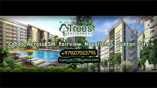 SMDC Condominium Unit # Tres/B010523 Tower 1 Trees Residence, Quezon City