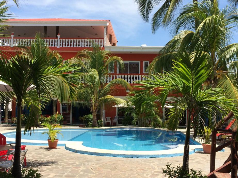 SABAS Beach Resort, Tamanique