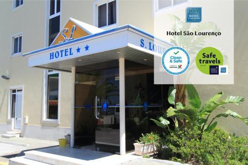 Hotel Sao Lourenco, Benavente