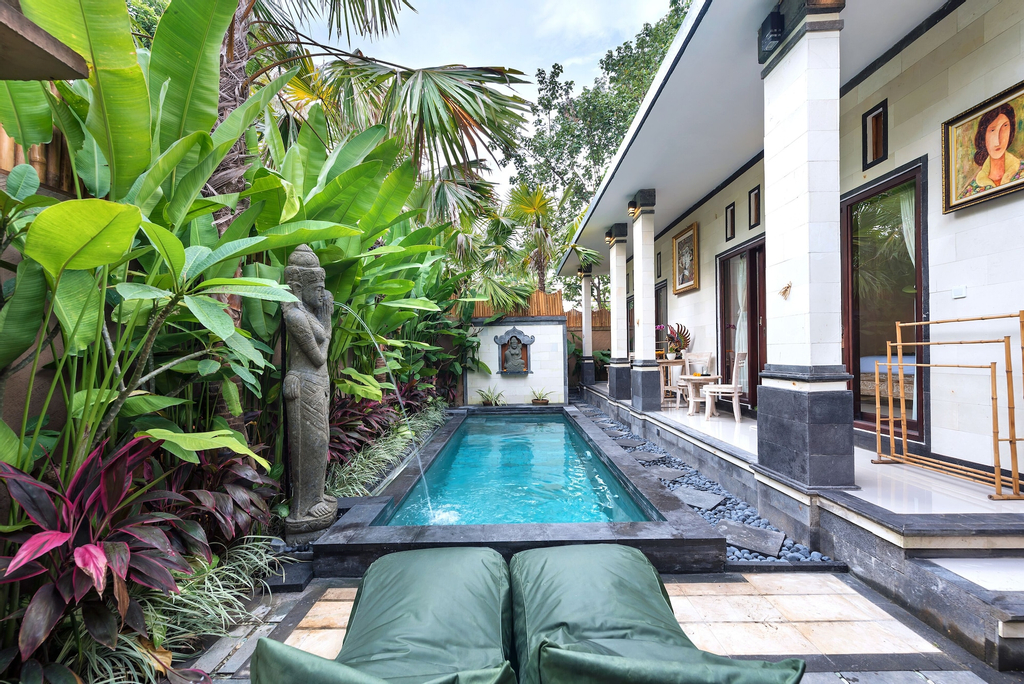 Wasudewa Private Villa, Gianyar