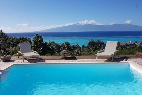 Villa Ora by Tahiti Homes,