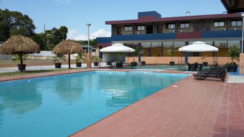 Express Inn Coronado & Camping, Chame