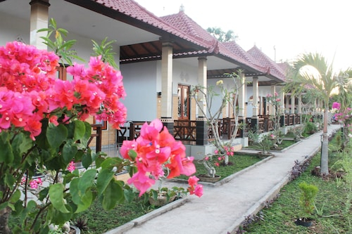 Teba Garden View Cottages and Resto, Klungkung