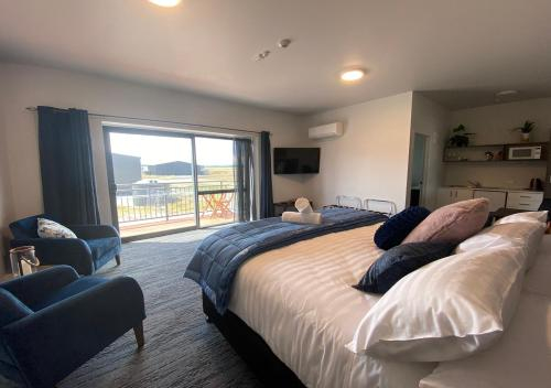 Pukaki Luxury Suites, Mackenzie