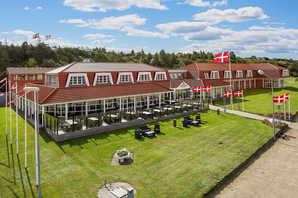 Hotel Pinenhus, Skive