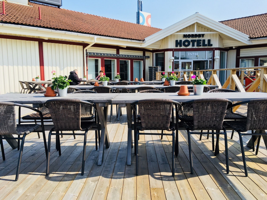 Nordby Hotell, Strömstad