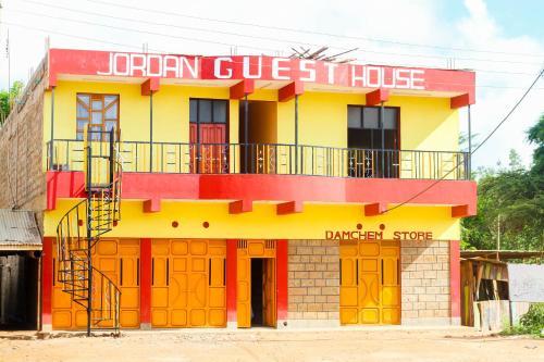 Jordan Guest House and Restaurant, Kajiado South