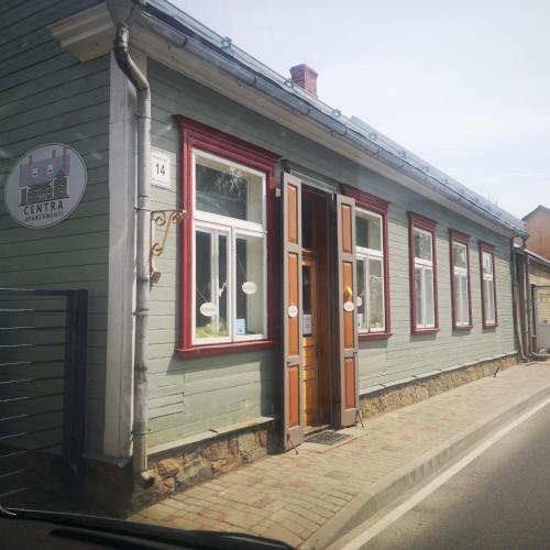 Centra apartamenti, Jekabpils