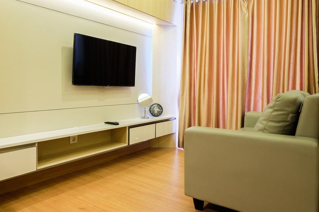 Modern 1BR Apartment @Trivium Terrace Lippo Cikarang, Cikarang