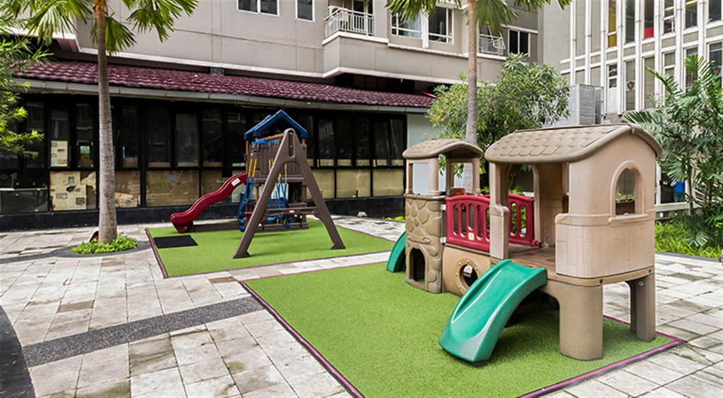Great Location Sudirman Park 2BR Apartment, Jakarta Pusat