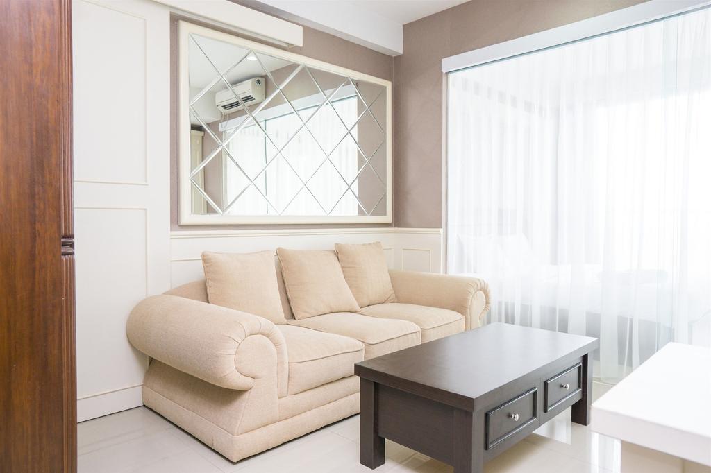Luxurious 1BR Dago Suites Apartment, Bandung