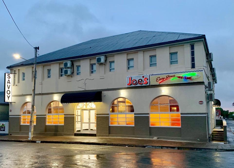 Savoy Hotel Beaufort-West, Central Karoo
