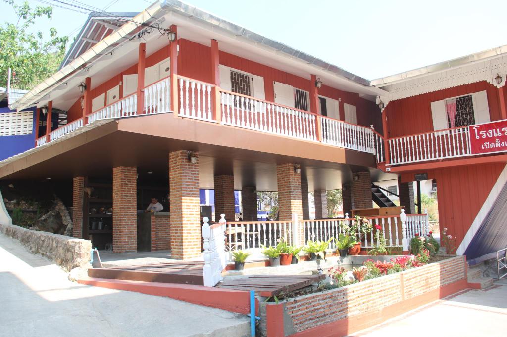 Shin Sane Guesthouse & Bungalow, Mae Fa Luang