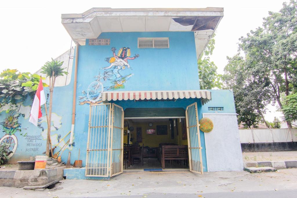 Mi Casa Es Tu Casa Homestay, Yogyakarta