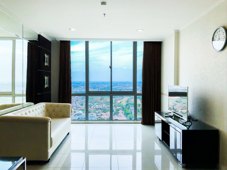 Exclusive 2BR The Via & The Vue Apartment Ciputra World, Surabaya