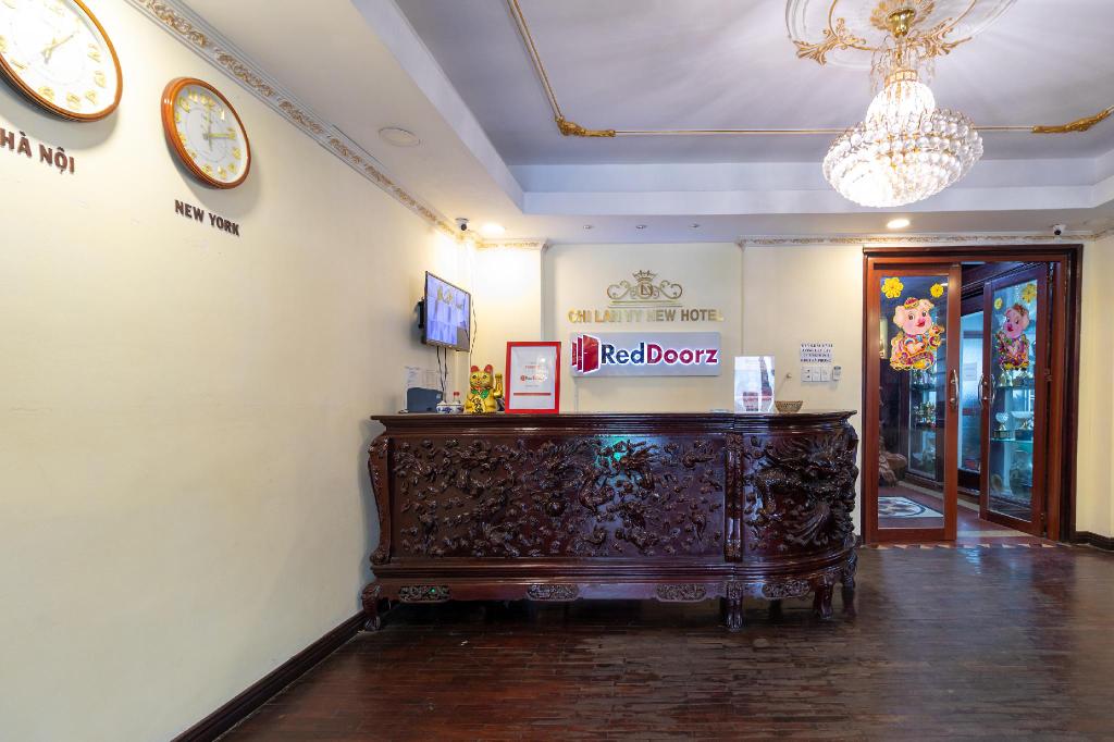 Reddoorz @ Cu Xa Bac Hai, Quận 10