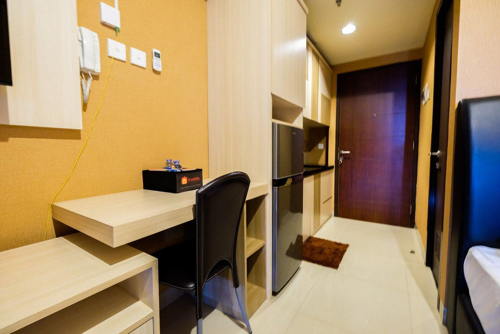 Best Price Studio Room Grand Dhika City Apartment, Bekasi