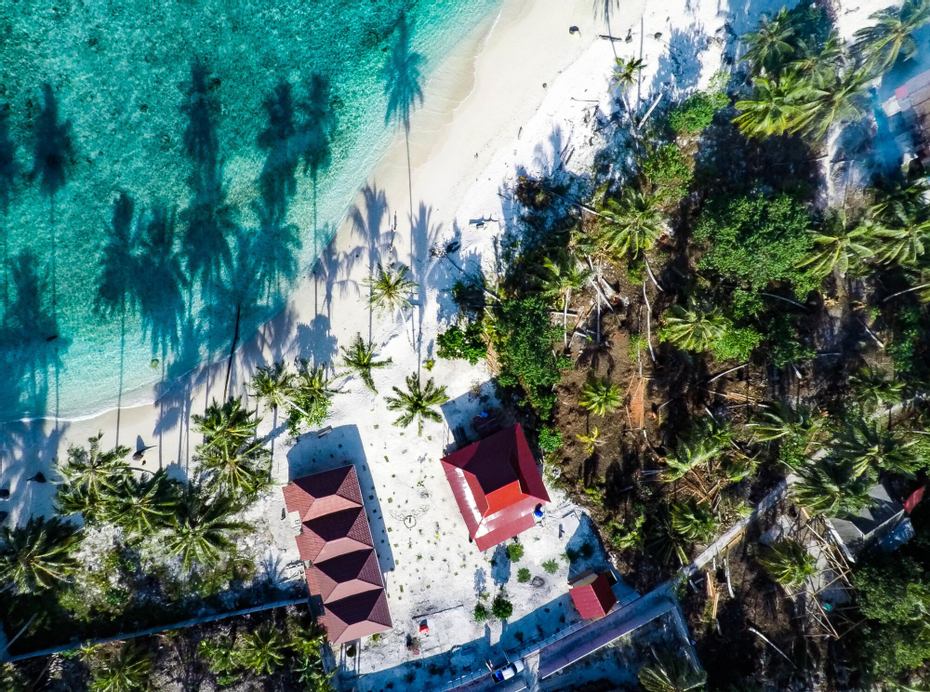 Lances Right Villas Katiet, Kepulauan Mentawai
