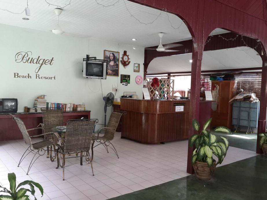 Budget Beach Resort, Manjung