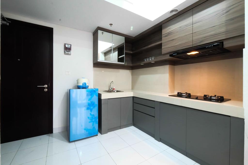 Minimalist Casa De Parco Apartment, Tangerang Selatan