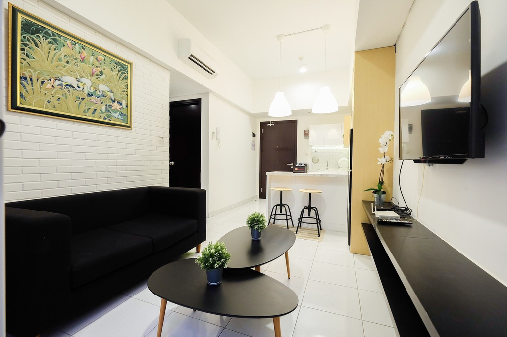 Spacious 2BR Casa De Parco Apartment near ICE BSD By Travelio, Tangerang Selatan