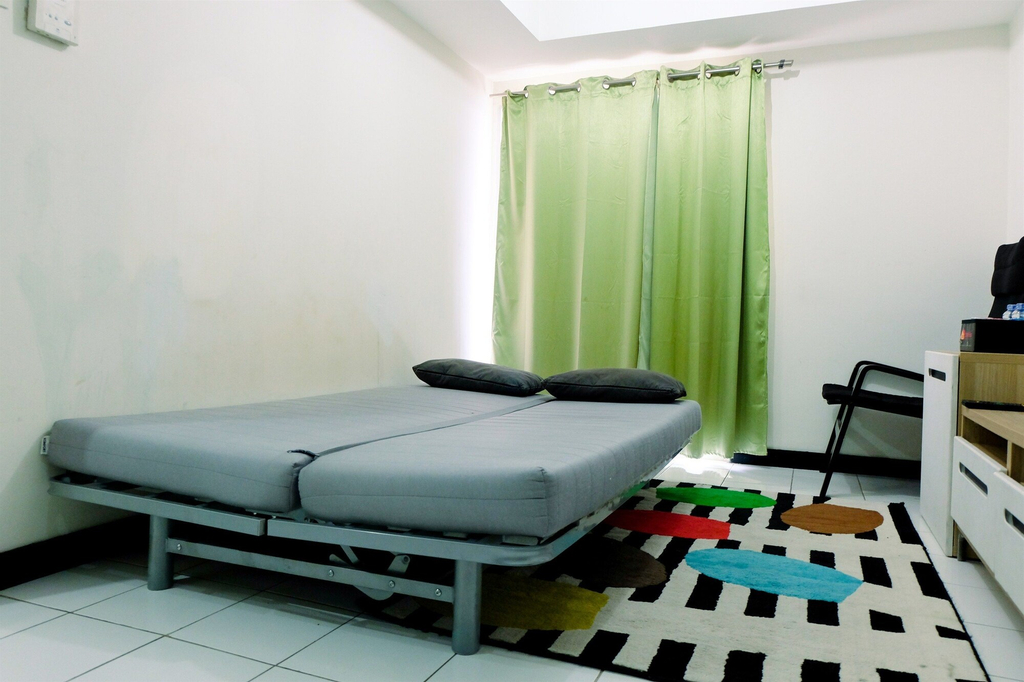Minimalist 1BR with City View The Wave Apartment, Jakarta Selatan