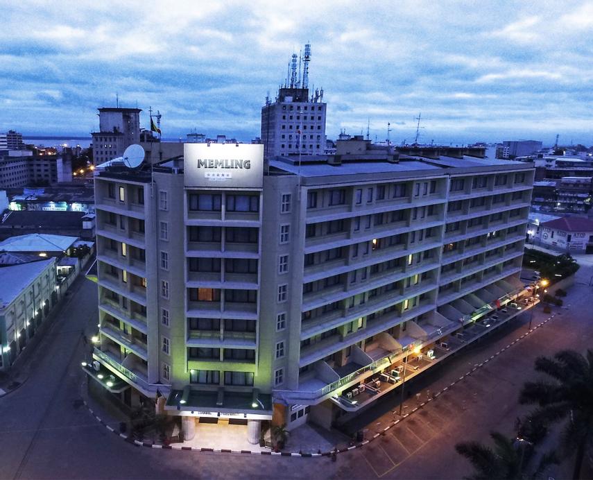 Hotel Memling, Kinshasa