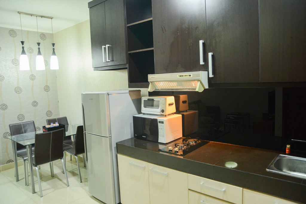 1BR Apartment @ Sahid Sudirman Residence Located in Jakarta's CBD, Central Jakarta