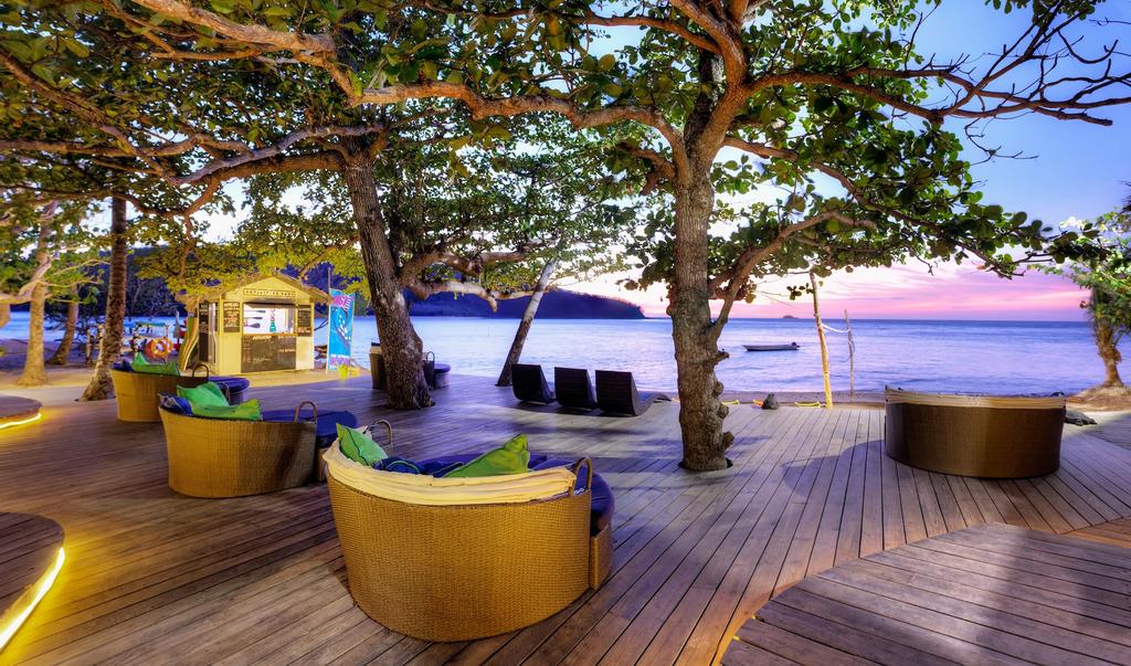 Mantaray Island Resort, Ba