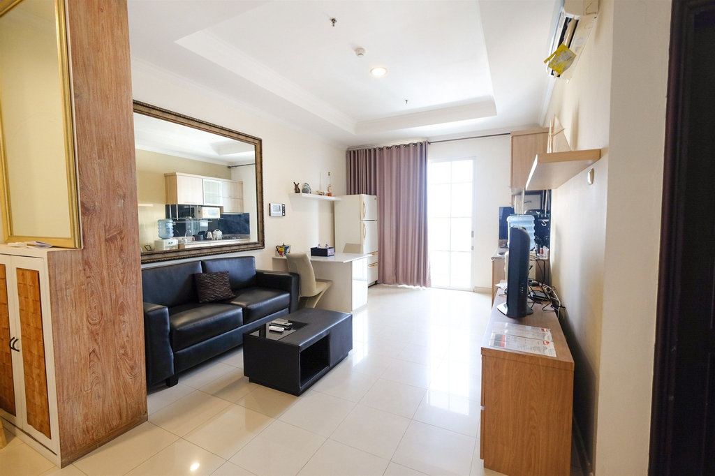 Spacious 2BR Bellezza Apartment, Jakarta Selatan