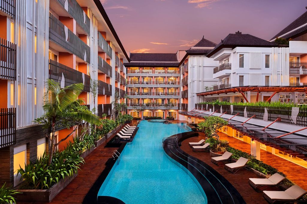 Fairfield by Marriott Bali Kuta Sunset Road, Badung