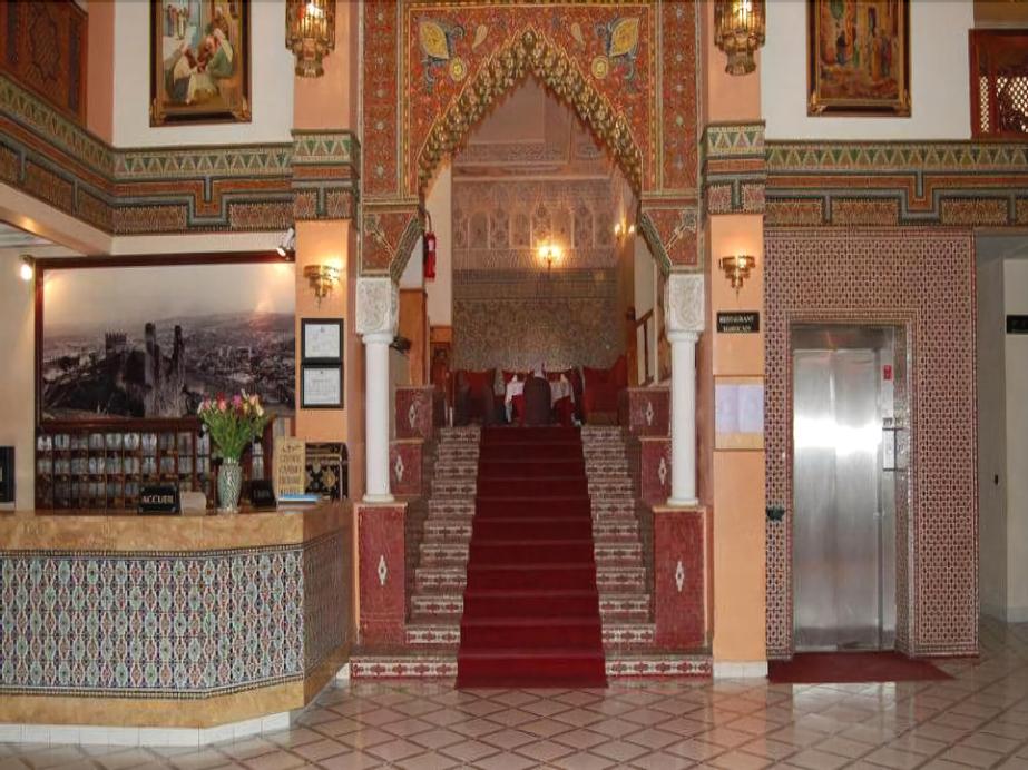 Hôtel Nouzha, Fès