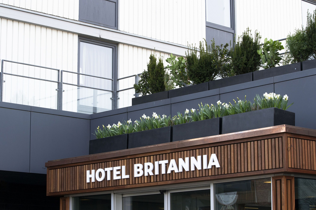 Hotel Britannia, Esbjerg