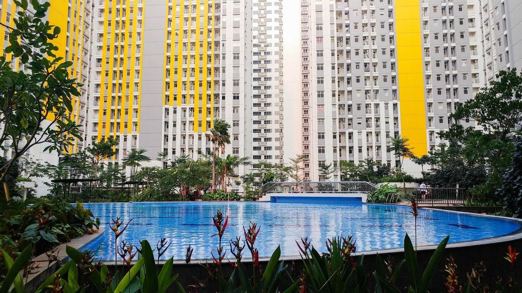 Modern and Cozy 2BR @Springlake Bekasi Apartment, Bekasi