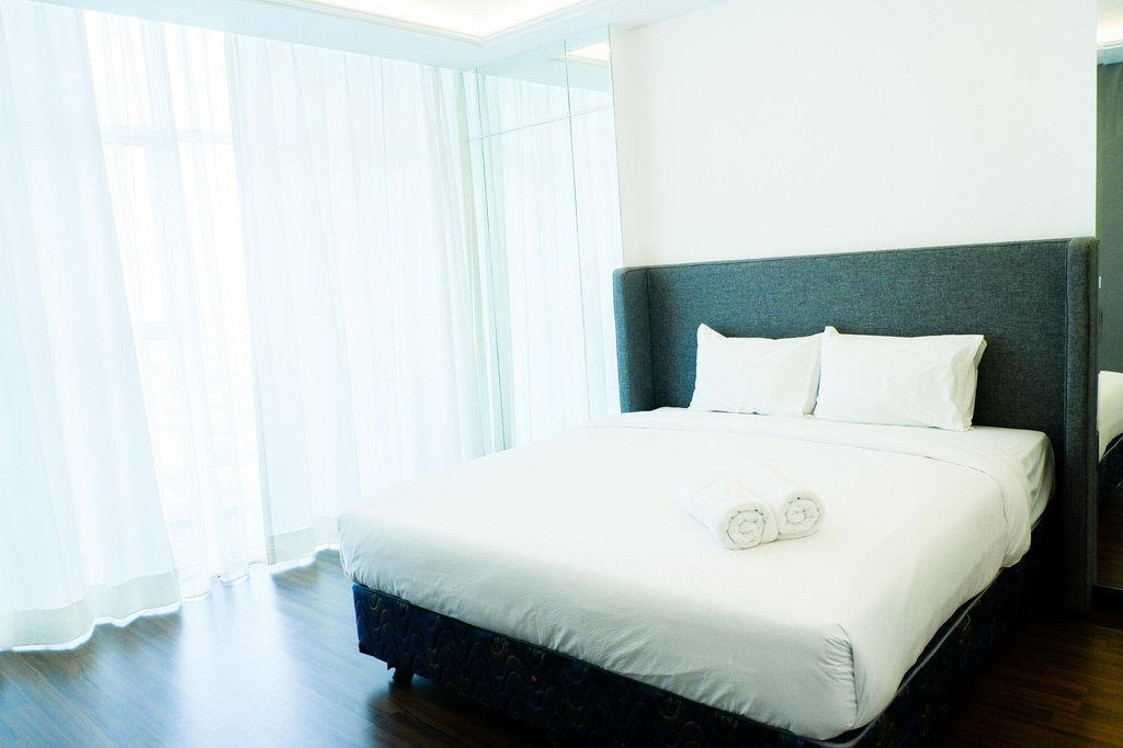 Spacious 2BR Apartment at Satu8 Residence, Jakarta Barat