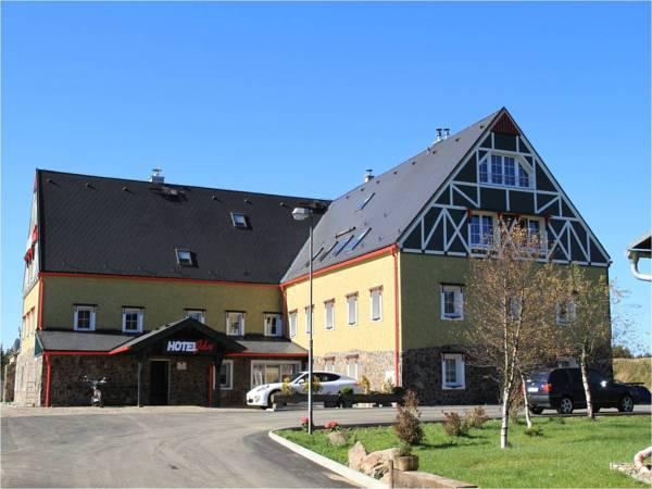 Hotel Jan, Teplice