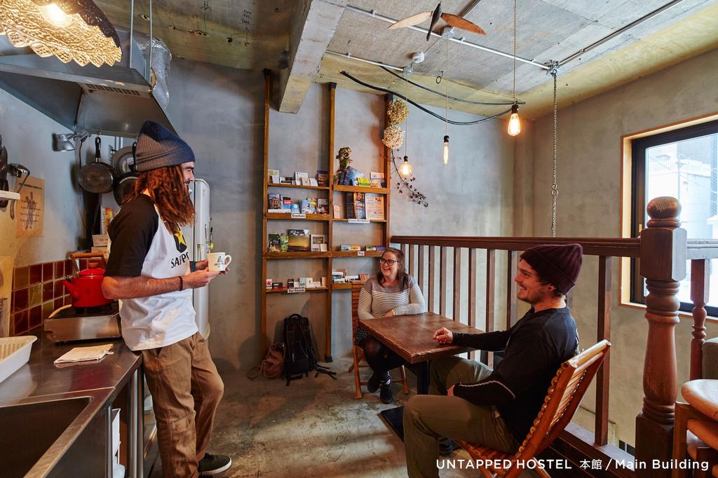 Untapped Hostel, Sapporo