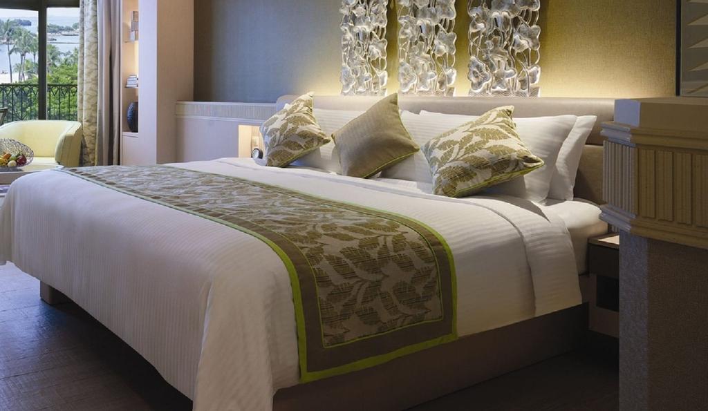 Shangri-La's Rasa Sentosa Resort & Spa, Bukit Merah