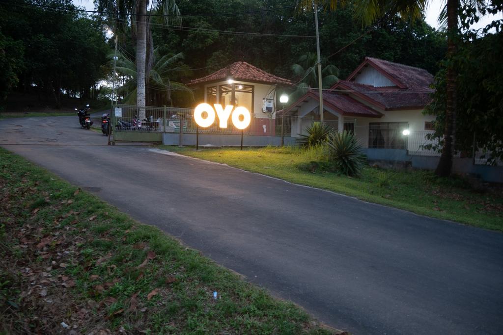 OYO 600 Bukit Berahu Cottages, Belitung