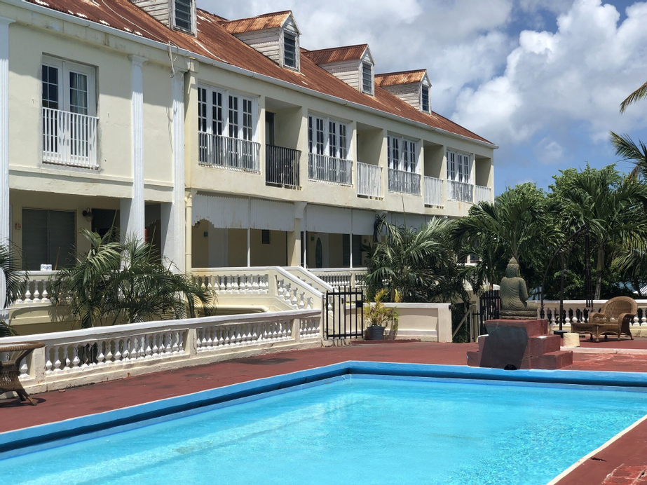 Club Comanche Hotel, St. Croix, Christiansted