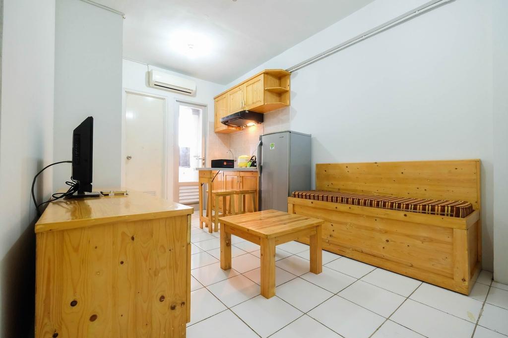 Classic 2BR Apartment Gading Nias Residence, North Jakarta